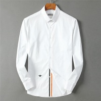 Christian Dior Shirts Long Sleeved Polo For Men #552946