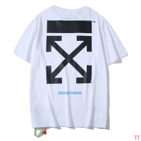 Off-White T-Shirts Short Sleeved O-Neck For Men #553070