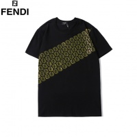 Fendi T-Shirts Short Sleeved O-Neck For Men #553118