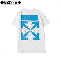 Off-White T-Shirts Short Sleeved O-Neck For Men #553135
