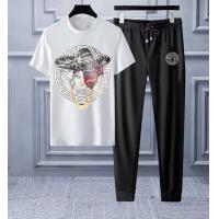 Versace Tracksuits Short Sleeved O-Neck For Men #553218
