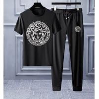Versace Tracksuits Short Sleeved O-Neck For Men #553223