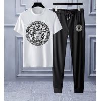 Versace Tracksuits Short Sleeved O-Neck For Men #553224