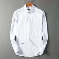 Christian Dior Shirts Long Sleeved Polo For Men #553300