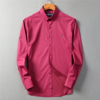 Ralph Lauren Polo Shirts Long Sleeved Polo For Men #553312