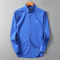 Ralph Lauren Polo Shirts Long Sleeved Polo For Men #553313