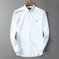 Ralph Lauren Polo Shirts Long Sleeved Polo For Men #553315