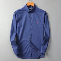 Ralph Lauren Polo Shirts Long Sleeved Polo For Men #553318