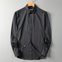 Christian Dior Shirts Long Sleeved Polo For Men #553331