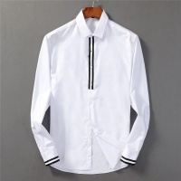 Armani Shirts Long Sleeved Polo For Men #553369
