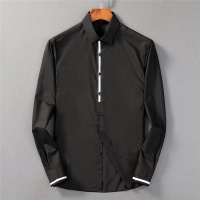 Armani Shirts Long Sleeved Polo For Men #553370