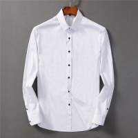 Armani Shirts Long Sleeved Polo For Men #553371
