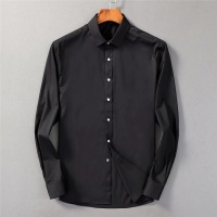 Armani Shirts Long Sleeved Polo For Men #553372
