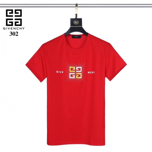 Cheap Givenchy T-Shirts Short Sleeved O-Neck For Men #563307 Replica Wholesale [$23.28 USD] [W#563307] on Replica Givenchy T-Shirts
