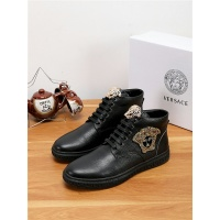 Versace High Tops Shoes For Men #556238