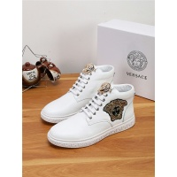 Versace High Tops Shoes For Men #556239