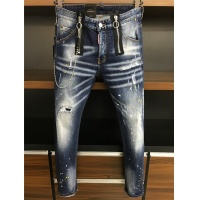 Dsquared Jeans Trousers For Men #557289
