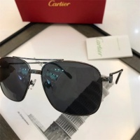 Cartier AAA Quality Sunglasses #559175