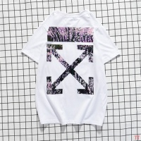 Off-White T-Shirts Short Sleeved O-Neck For Men #559861
