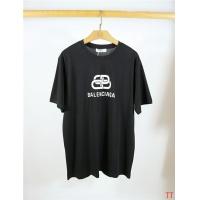 Balenciaga T-Shirts Short Sleeved O-Neck For Men #559886