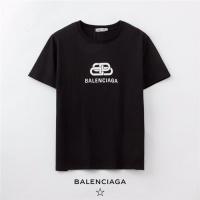 Balenciaga T-Shirts Short Sleeved O-Neck For Men #559974