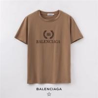 Balenciaga T-Shirts Short Sleeved O-Neck For Men #559985