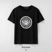 Balmain T-Shirts Short Sleeved O-Neck For Men #560060