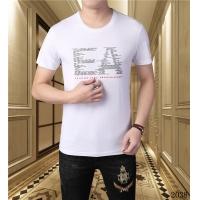 Armani T-Shirts Short Sleeved O-Neck For Men #561052