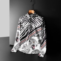 Givenchy Shirts Long Sleeved Polo For Men #561400