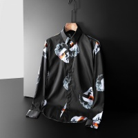 Givenchy Shirts Long Sleeved Polo For Men #561401