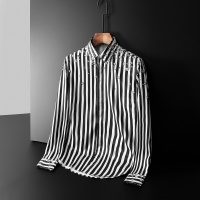 Givenchy Shirts Long Sleeved Polo For Men #561409