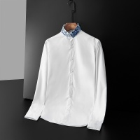 Dolce & Gabbana D&G Shirts Long Sleeved Polo For Men #561430