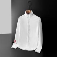 Dolce & Gabbana D&G Shirts Long Sleeved Polo For Men #561458