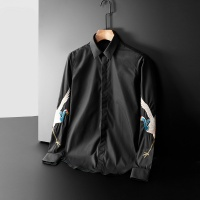 Dolce & Gabbana D&G Shirts Long Sleeved Polo For Men #561468