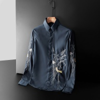 Dolce & Gabbana D&G Shirts Long Sleeved Polo For Men #561472