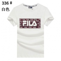 FILA T-Shirts Short Sleeved O-Neck For Men #561743