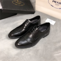 Prada Leather Shoes For Men #561767