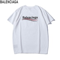 Balenciaga T-Shirts Short Sleeved O-Neck For Men #561936