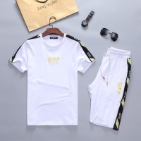 Off-White Tracksuits Short Sleeved Polo For Men #562019