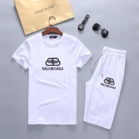 Balenciaga Fashion Tracksuits Short Sleeved Polo For Men #562052
