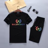 Balenciaga Fashion Tracksuits Short Sleeved Polo For Men #562057