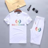 Balenciaga Fashion Tracksuits Short Sleeved Polo For Men #562058