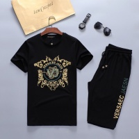 Versace Tracksuits Short Sleeved Polo For Men #562063