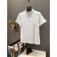 Versace T-Shirts Short Sleeved Polo For Men #562149