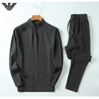 Armani Tracksuits Long Sleeved For Men #562392