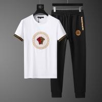 Versace Tracksuits Short Sleeved O-Neck For Men #562470