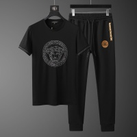 Versace Tracksuits Short Sleeved O-Neck For Men #562476