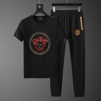 Versace Tracksuits Short Sleeved O-Neck For Men #562486