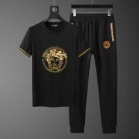 Versace Tracksuits Short Sleeved O-Neck For Men #562490