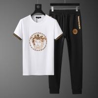 Versace Tracksuits Short Sleeved O-Neck For Men #562491